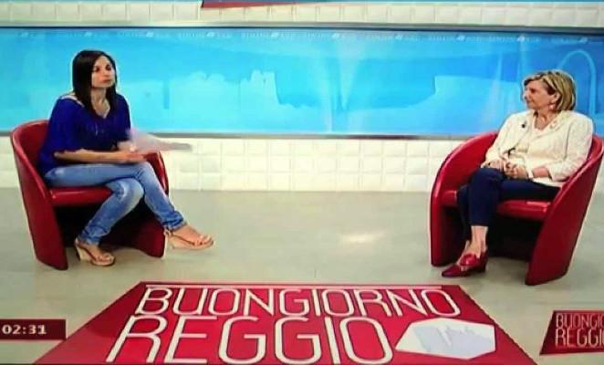 """Lunedì 19 ottobre alle 9.40 a """"Buongiorno Reggio"""" su TeleReggio per parlare di cibo"""