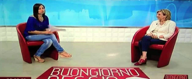 """Lunedì 16 novembre a """"Buongiorno Reggio"""" su TeleReggio per parlare di matrimoni precoci e mutilazioni genitali femminili"""