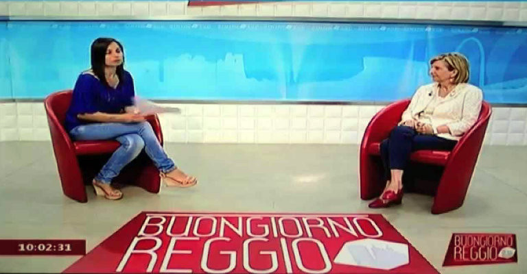 """Lunedì 14 dicembre a """"Buongiorno Reggio"""" su TeleReggio per parlare di prostituzione minorile"""