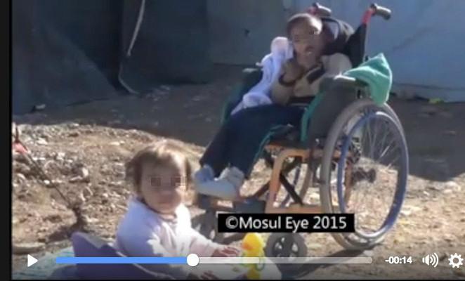 La persecuzione dei bambini disabili messa in atto dall'Isis evoca il nazismo