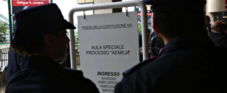 Inchiesta anti-'ndrangheta Aemilia: è importante tenere il processo a Reggio