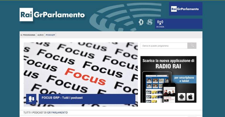 """La mia intervista su bullismo e cyberbullismo a """"Focus"""" (Gr Parlamento)"""