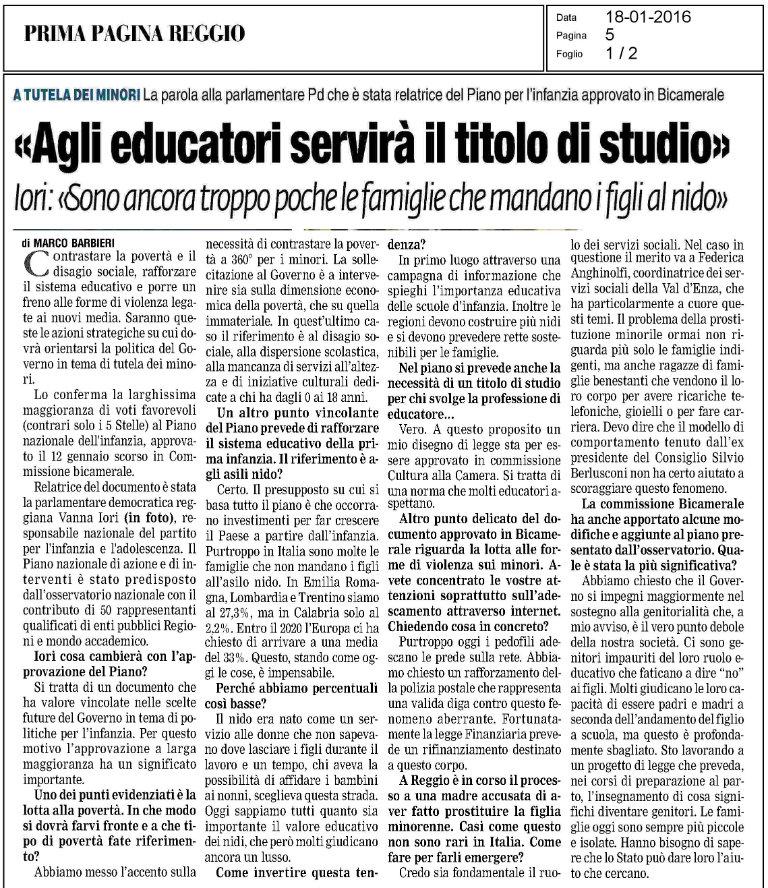 iori_vanna_intervista_prima_pagina_educatori_bl