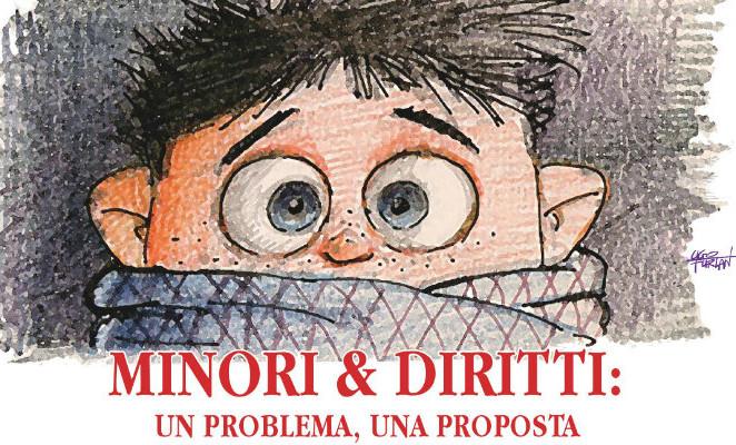 """Lunedì 18 gennaio a Pordenone per l'incontro """"Minori & diritti: un problema, una proposta"""""""