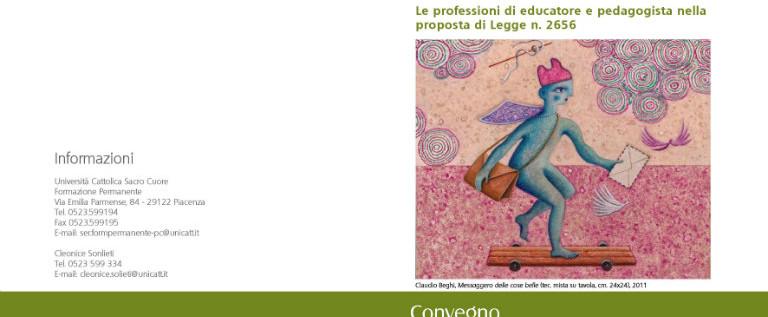 Lunedì 18 aprile a Piacenza per illustrare i contenuti della mia proposta di legge 2656