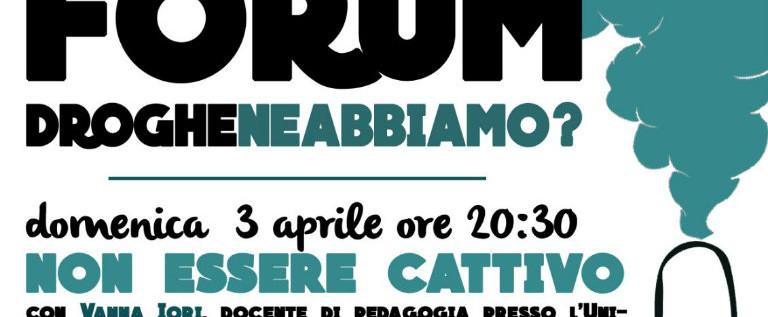 """Domenica 3 aprile a Montecavolo per il cineforum sul film """"Non essere cattivo"""""""
