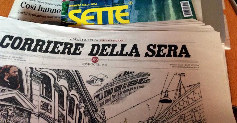 """Sul Corriere della Sera """"La laurea per educatori e maestre è un buon compromesso"""""""