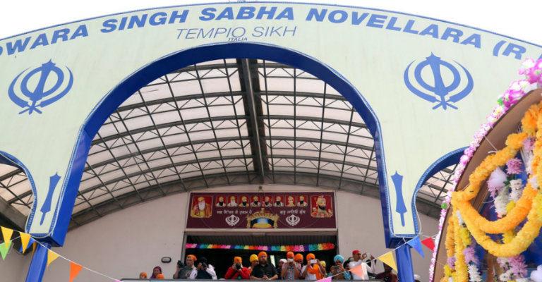 """Sabato 23 aprile a Novellara per il """"Vaisakhi"""", la festa di primavera della comunità sikh"""