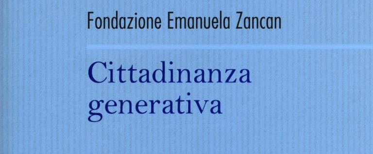 """Lunedì 16 maggio a Pisa per la presentazione del libro """"Cittadinanza generativa. La lotta alla povertà. Rapporto 2015″"""