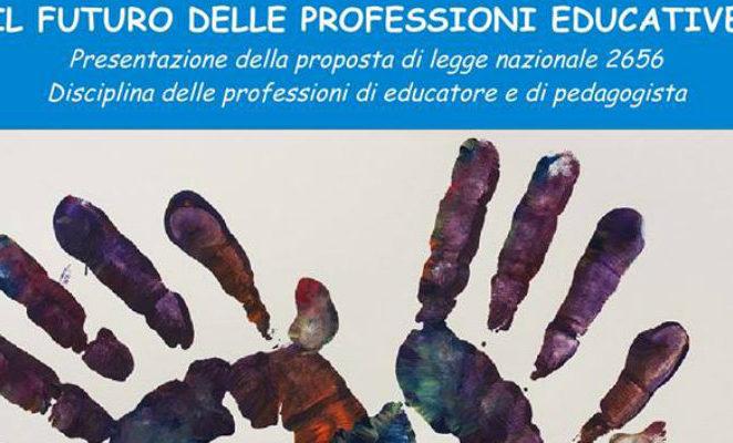 """Lunedì 30 maggio a Milano per l'incontro """"Il futuro delle professioni educative"""""""