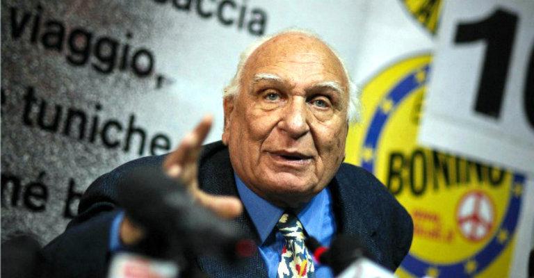 È morto Marco Pannella: addio a un campione di diritti e civiltà