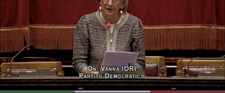Il mio intervento alla Camera dei deputati in occasione del Missing Children Day