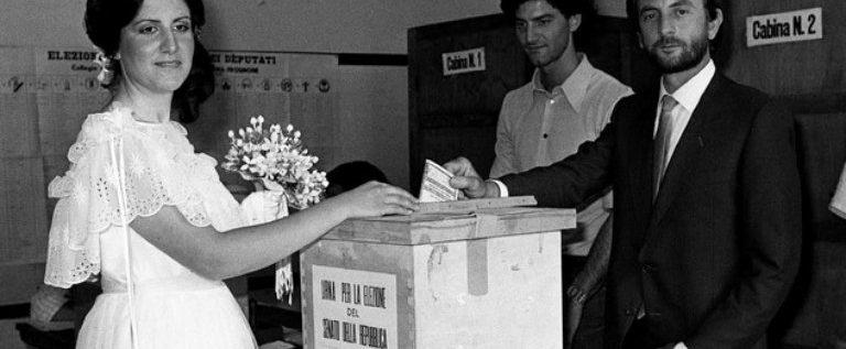 Sabato 21 maggio in Sala del Tricolore a Reggio per il 70° anniversario del voto alle donne