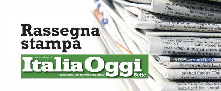 """Su Italia Oggi l'articolo """"Educatori con laurea triennale"""" sulla mia proposta di legge"""