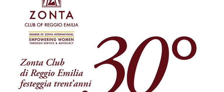 Sabato 11 giugno all'hotel Astoria per il trentennale dello Zonta Club di Reggio