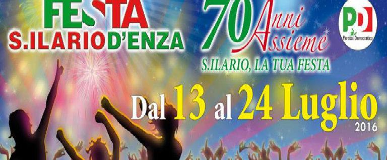 """Sabato 16 luglio alla festa dell'Unità di Sant'Ilario per """"La riforma del terzo settore"""""""