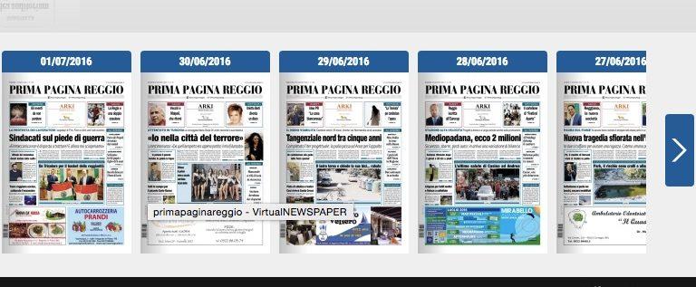 """Su Prima Pagina Reggio la mia intervista: """"Educatori, via alla rivoluzione tanto attesa"""""""