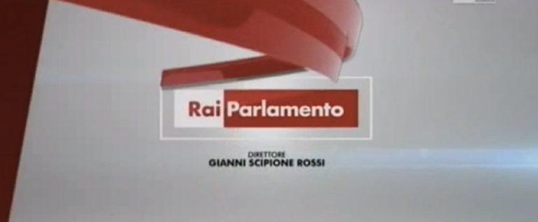 Al Tg Rai Parlamento su Rai 3 in onda un servizio sulla mia proposta di legge 2656
