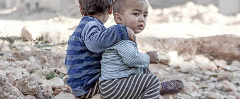 In Siria serve una tregua immediata di fronte al genocidio di bambini innocenti