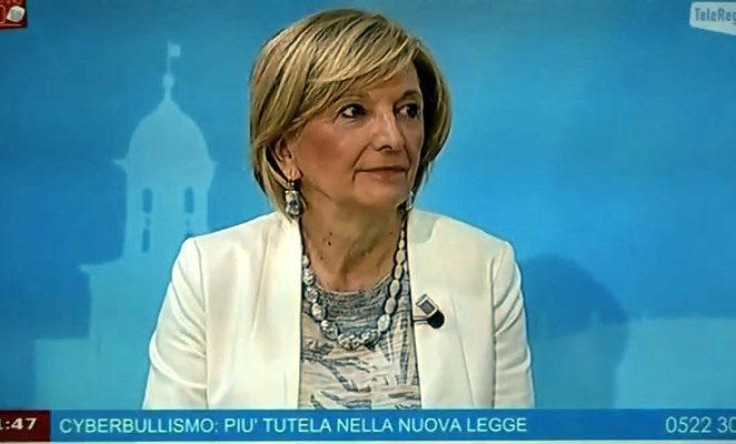 """A """"Buongiorno Reggio"""" su Telereggio per parlare di bullismo e cyberbullismo"""
