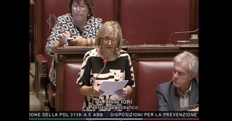 La mia dichiarazione di voto in aula sulla legge di contrasto a bullismo e cyberbullismo
