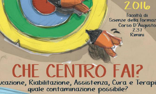 """Venerdì 28 ottobre in collegamento via Skype con Rimini per il convegno """"Che centro fai?"""""""