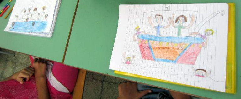 La scelta di bagni separati per i bimbi migranti a Cagliari è indegna di un luogo educativo