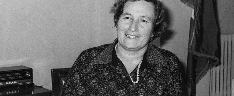 Dolore per la scomparsa di Tina Anselmi, donna autentica che univa concretezza e utopia
