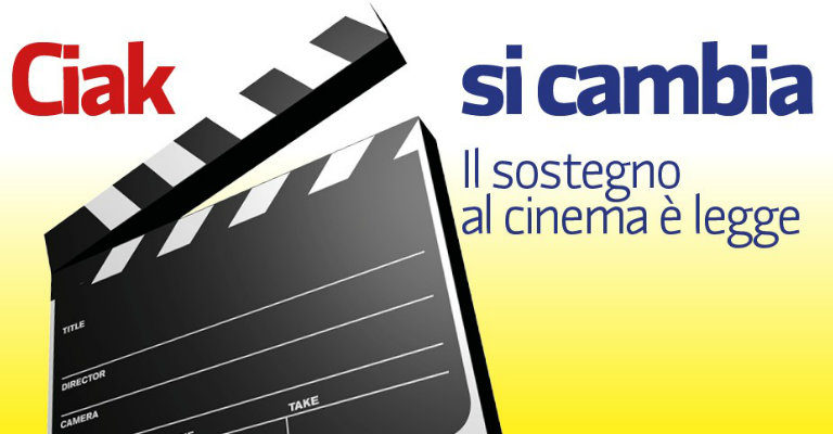 Approvato il mio odg sul cinema: sarà anche uno strumento per l'educazione emotiva