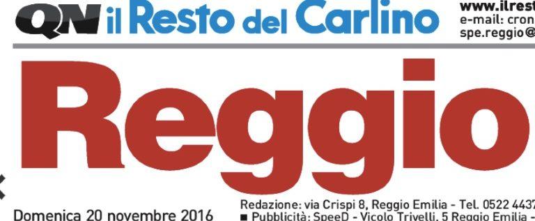 """Sul Resto del Carlino: """"I genitori incerti nel dare regole e c'è un vuoto nei servizi educativi"""""""