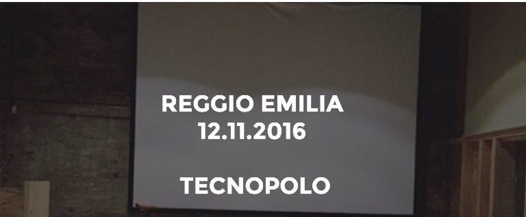 Sabato 12 novembre al Tecnopolo di Reggio per Innòva 2016