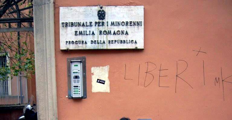Giustizia, è necessaria l'assegnazione di nuove risorse per il Tribunale dei minori di Bologna