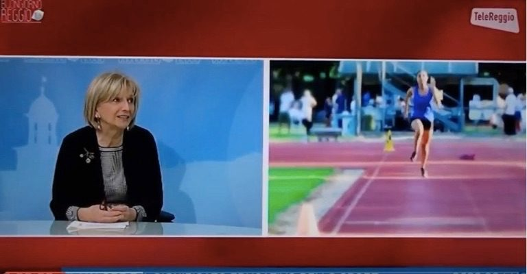 """Il mio intervento a """"Buongiorno Reggio"""": il valore sociale, etico ed educativo dello sport"""