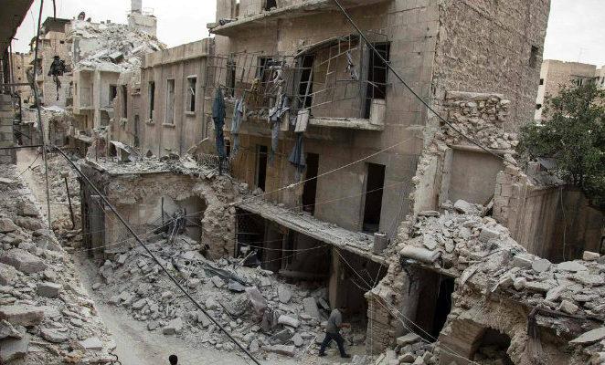 Siria, è importante aderire e diffondere l'Aleppo Day: stop alla tragedia dei bambini