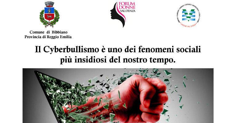 Lunedì 16 gennaio a Barco di Bibbiano una serata sul tema del cyberbullismo