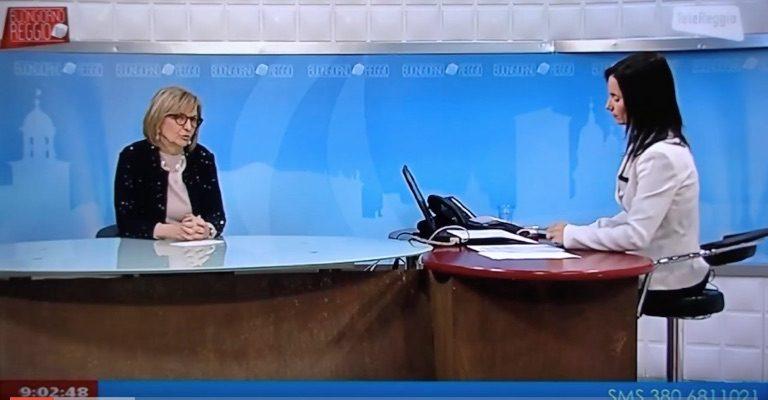 """Il mio intervento a """"Buongiorno Reggio"""" su TeleReggio per parlare della legge sul """"fine vita"""""""