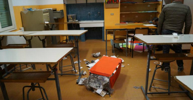"""Martedì 4 aprile in diretta a """"Buongiorno Reggio"""" su Telereggio per parlare del fenomeno dei vandali a scuola"""