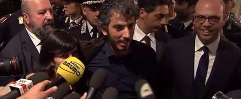 L'Italia festeggia la liberazione di Del Grande, ora l'impegno per i reporter osteggiati in Turchia