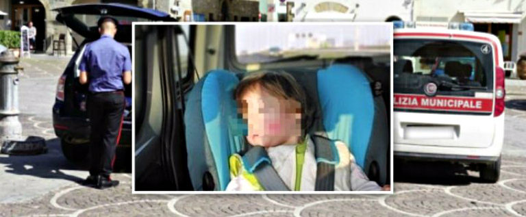Bimba morta in auto, occorre potenziare le condizioni di cura dei figli