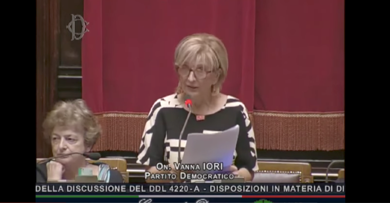 La mia dichiarazione di voto alla Camera per la legge sui reati contro il patrimonio culturale