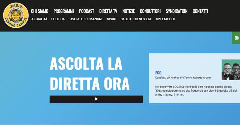 Mercoledì 19 luglio su Radio Cusano Campus per parlare delle agevolazioni alla genitorialità