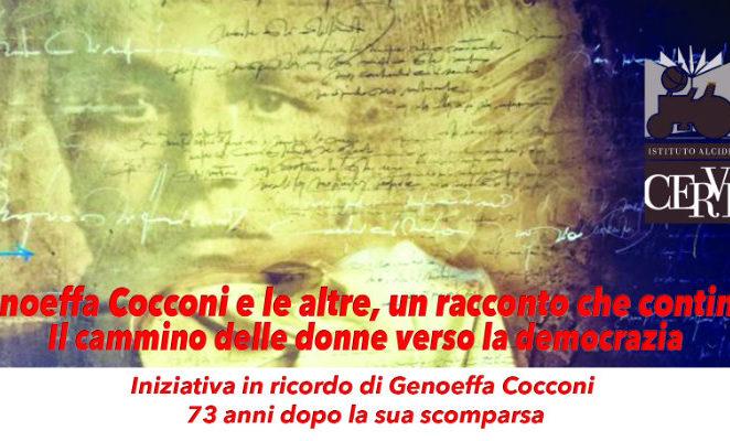 """Sabato 18 novembre al Museo Cervi di Gattatico per """"Genoeffa Cocconi e le altre"""""""