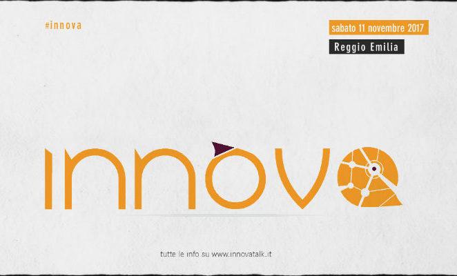 Sabato 11 novembre al centro Malaguzzi di Reggio Emilia per la terza edizione di Innòva