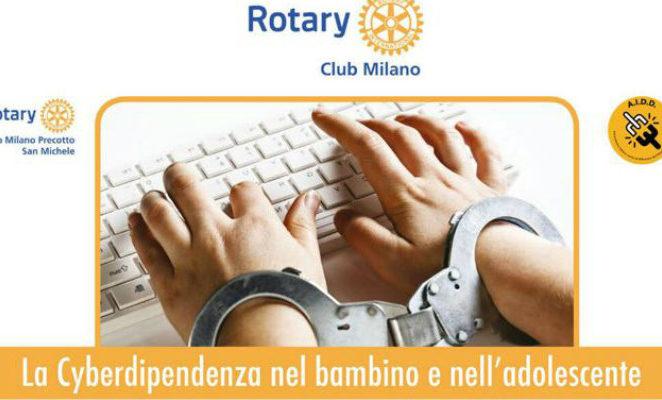 """Lunedì 6 novembre a Milano per il convegno """"La cyberdipendenza nel bambino e nell'adolescente"""""""