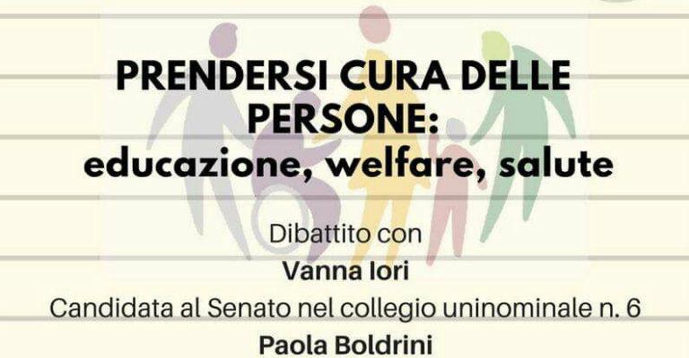 """Sabato 24 febbraio a Medolla per """"Prendersi cura delle persone: educazione, welfare, salute"""""""