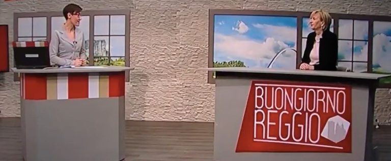 """[Video] A """"Buongiorno Reggio"""" su Telereggio per presentare il mio impegno al Senato"""