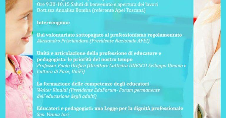 """Sabato 19 maggio: Lr Toscana n. 32/2002 e """"legge Iori"""" a confronto"""