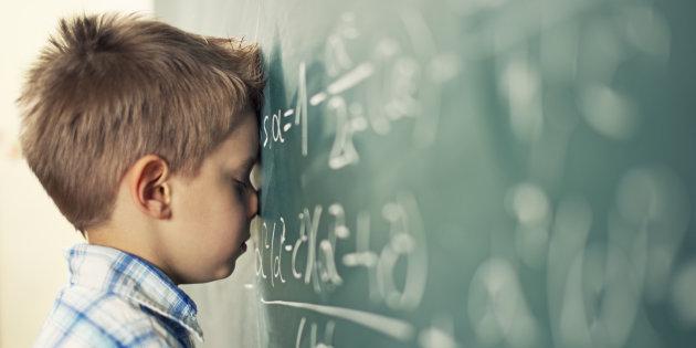 Educare i figli significa accettare anche i loro insuccessi
