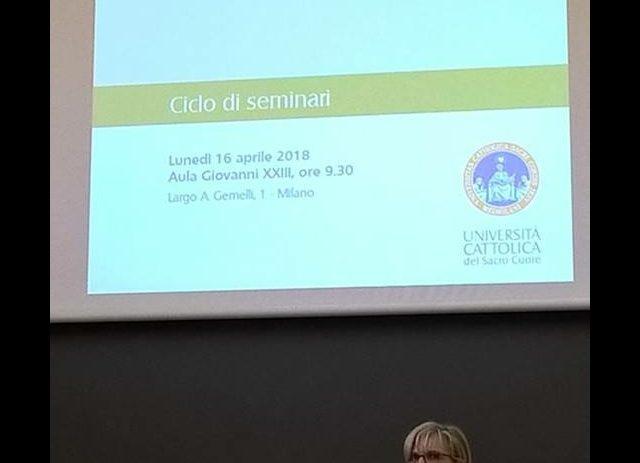 Università Cattolica: si discute della nuova legge sulle professioni educative
