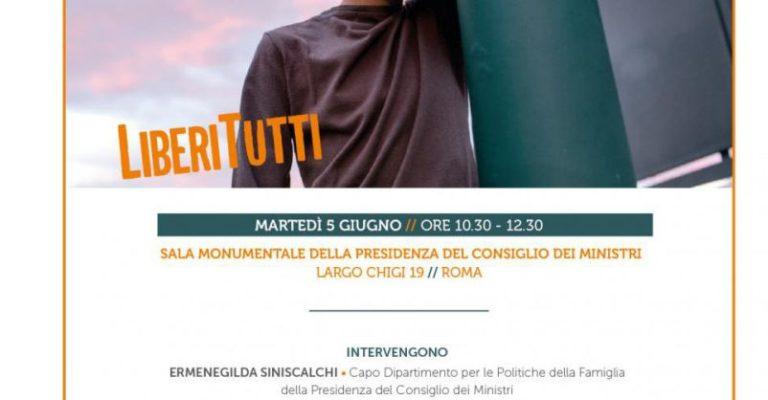 5 giugno – Presentazione dell'Indice regionale sul maltrattamento all'infanzia in Italia